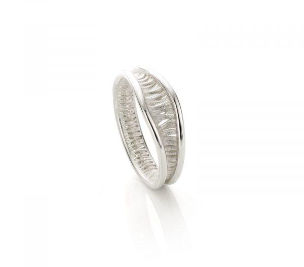 zilveren ring sieraden geheime gedachten cober